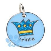 K9 - K9 Prince Dog ID Tag