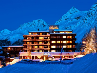 Arosa Kulm Hotel & Alpin Spa, Switzerland