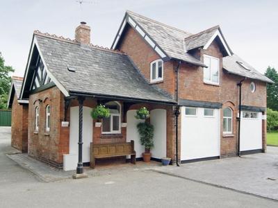 Morton Grange Coach House, Shropshire, Ellesmere