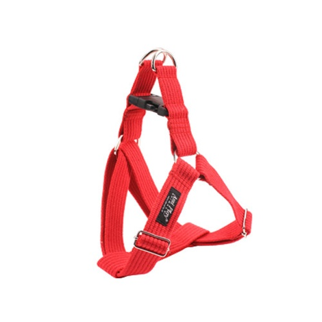 Ami Play Cotton Dog Harness – Red