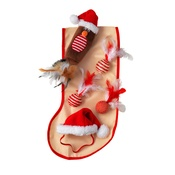 House of Paws - Party Animals Cat Stocking