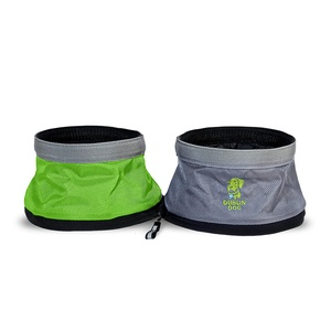 Nomad Pet Travel Bowls – Wasabi Green