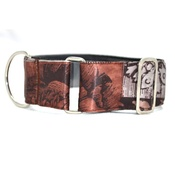 Let Sleeping Dogs Lie - Budapest Sighthound Collar
