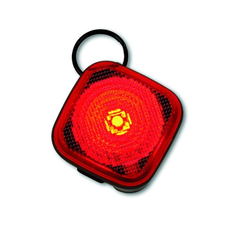 The Beacon™ Red Currant - Dog Safety Light