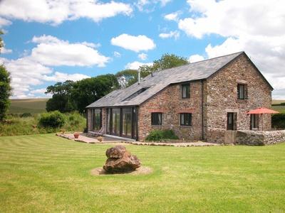 The Red Barn, Devon, Brentor