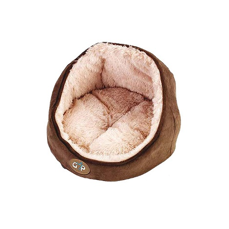Nordic Elan Cat Bed - Brown