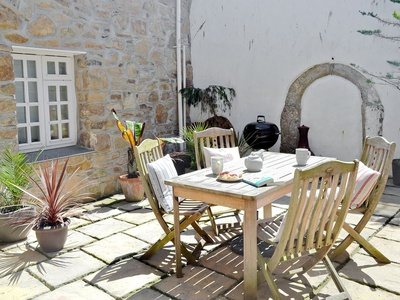 Kitchen Cottage, Cornwall, Mousehole