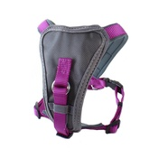 Doodlebone - X-Over Dog Harness – Purple