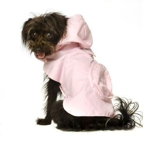 Dog Pac A Mac - Pink 2