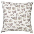 Badger Print Cushion