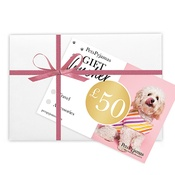 PetsPyjamas - £50 Travel Gift Voucher in Gift Box