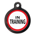 In Training Pet ID Tag
