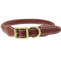 Sitwell Tubular Collar - Burgundy