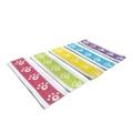 Paw Print Bookmark - Yellow