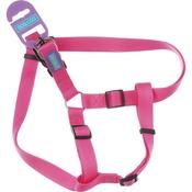 Hem & Boo - Nylon Dog Harness - Pink
