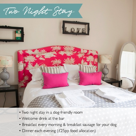 The Fontmell Exclusive Two Night Stay Voucher