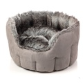 ARCTIC SILVER FOX SNUGGLE BED