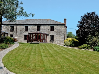 Prideaux Farmhouse, Cornwall, Saint Blazey