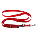 Adjustable Juicy Style Dog Lead - Red