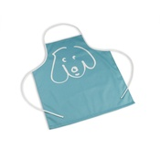 In Vogue Pets - Waterproof Apron - Doodle Dog Pool