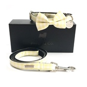Percy & Co - Collar, Bow Tie and Lead Set - Hampstead