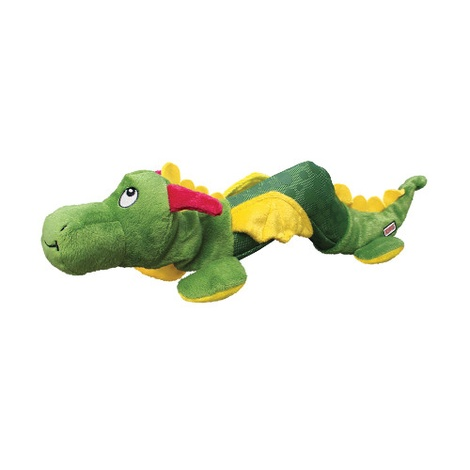 KONG Shakers Dog Toy - Dragon