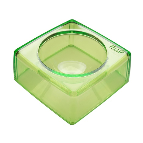 Fellipet Kristal Supreme Dog Bowl - Jade