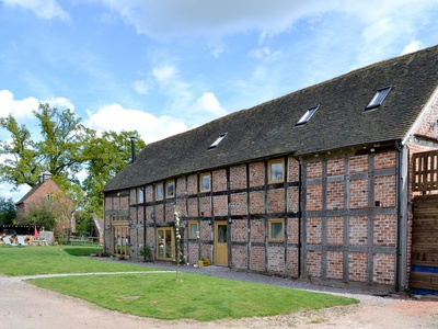 The West Barn, Worcestershire, Hanley Castle