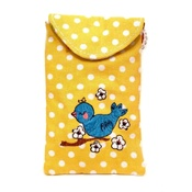 Kate Garey - Blue Bird Gadget Case