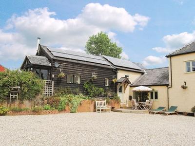 Hirros Hall Longhouse, Powys