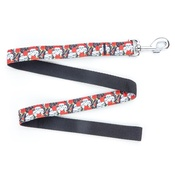 Pet Pooch Boutique - Skulls N Roses Dog Lead