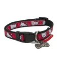 Hello Kitty Premium Kitty Design Dog Collar