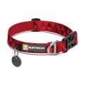 Hoopie Dog Collar - Red Butte