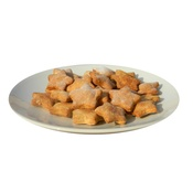 Brian the Dog Pet Bakery - Peanut Butter Star Biscuits (2 x 250g)
