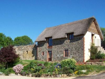 The Cottage, Devon, Sampford Courtenay