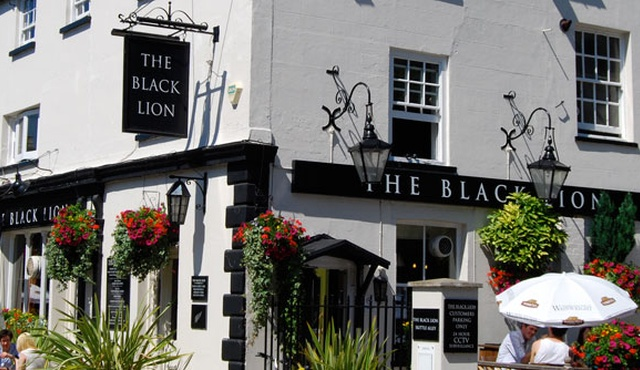 The Black Lion 2