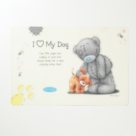 Me to You Complete Dog Feeding Set 3