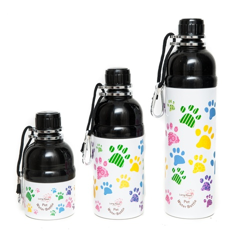 Paws 500ml Pet Water Bottle 3
