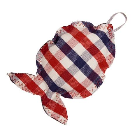 Fat Catnip Fish - Blueberry