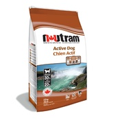 Nutram - Nutram Dog Active Dry Dog Food 15kg