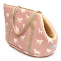 Old Rose Dog Carrier