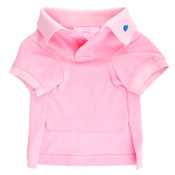 Chihuy - Dog Clothing Pink Polo Tee