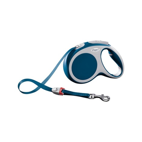 VARIO Medium Retractable Lead 5m - Blue