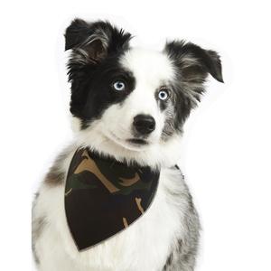 Army Print Dog Bandana