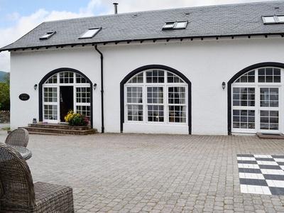 Glendaruel Lodge, Argyll and Bute, Colintraive