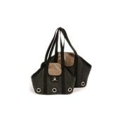 Zu & Lu - Julie Pet Carrier Bag – Grey