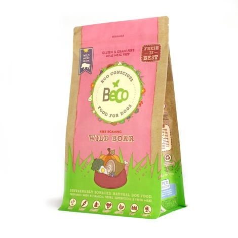 Beco Free Roaming Wild Boar Food for Dogs