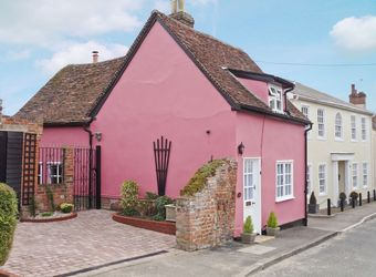 Poppy Cottage, Suffolk