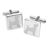 WithLoveFrom - Cufflinks - Jack Russell Terrier