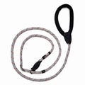 Comfort Padded Slip Leash - Grey